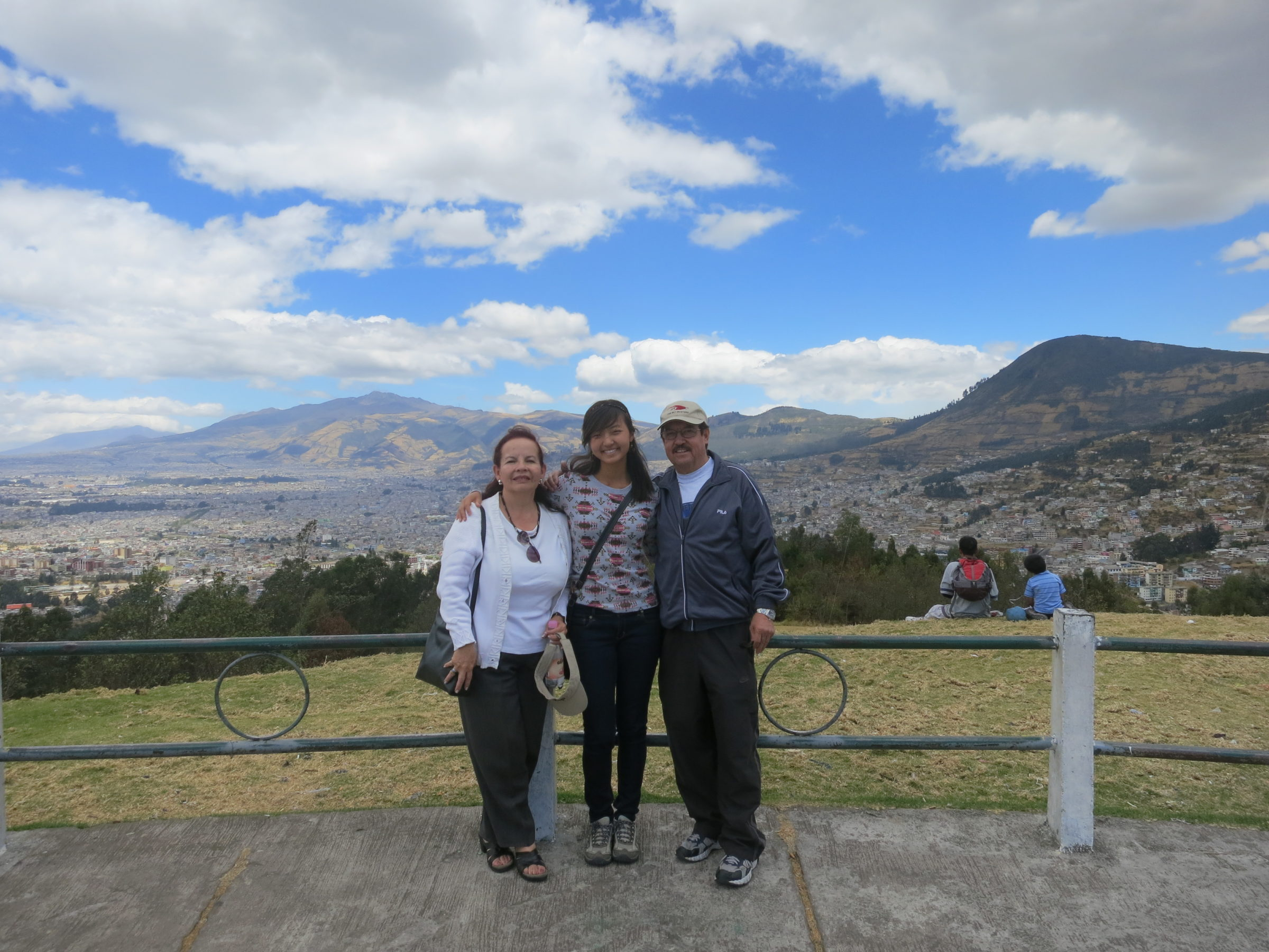 A Letter to Quito
