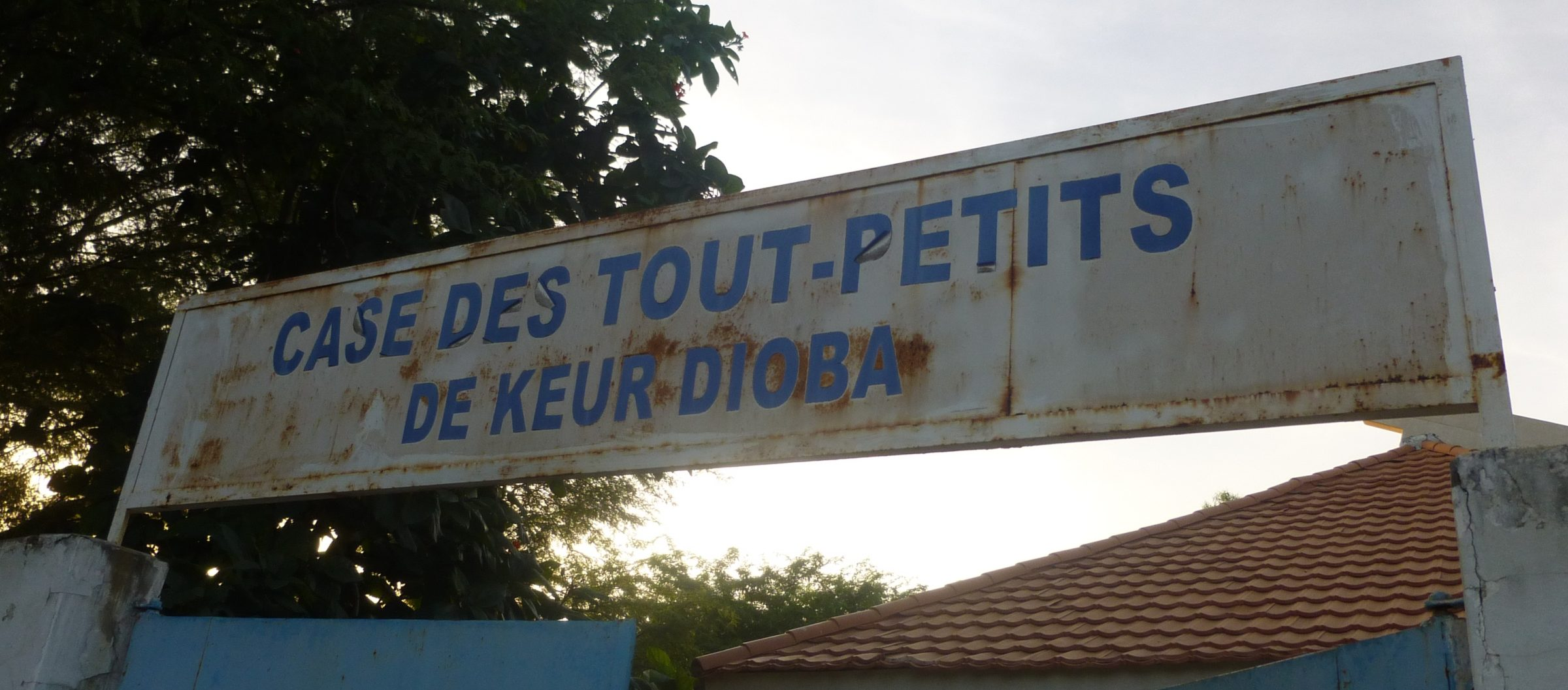 The mothers of Keur Dioba