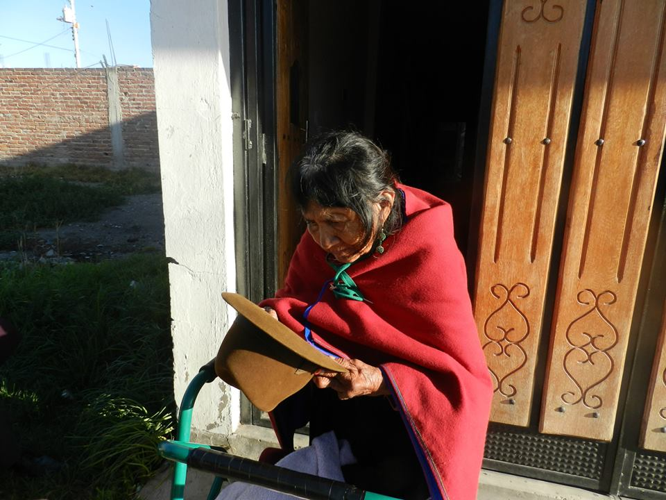 Abuelita's Hands and other Reflections on Colonialism