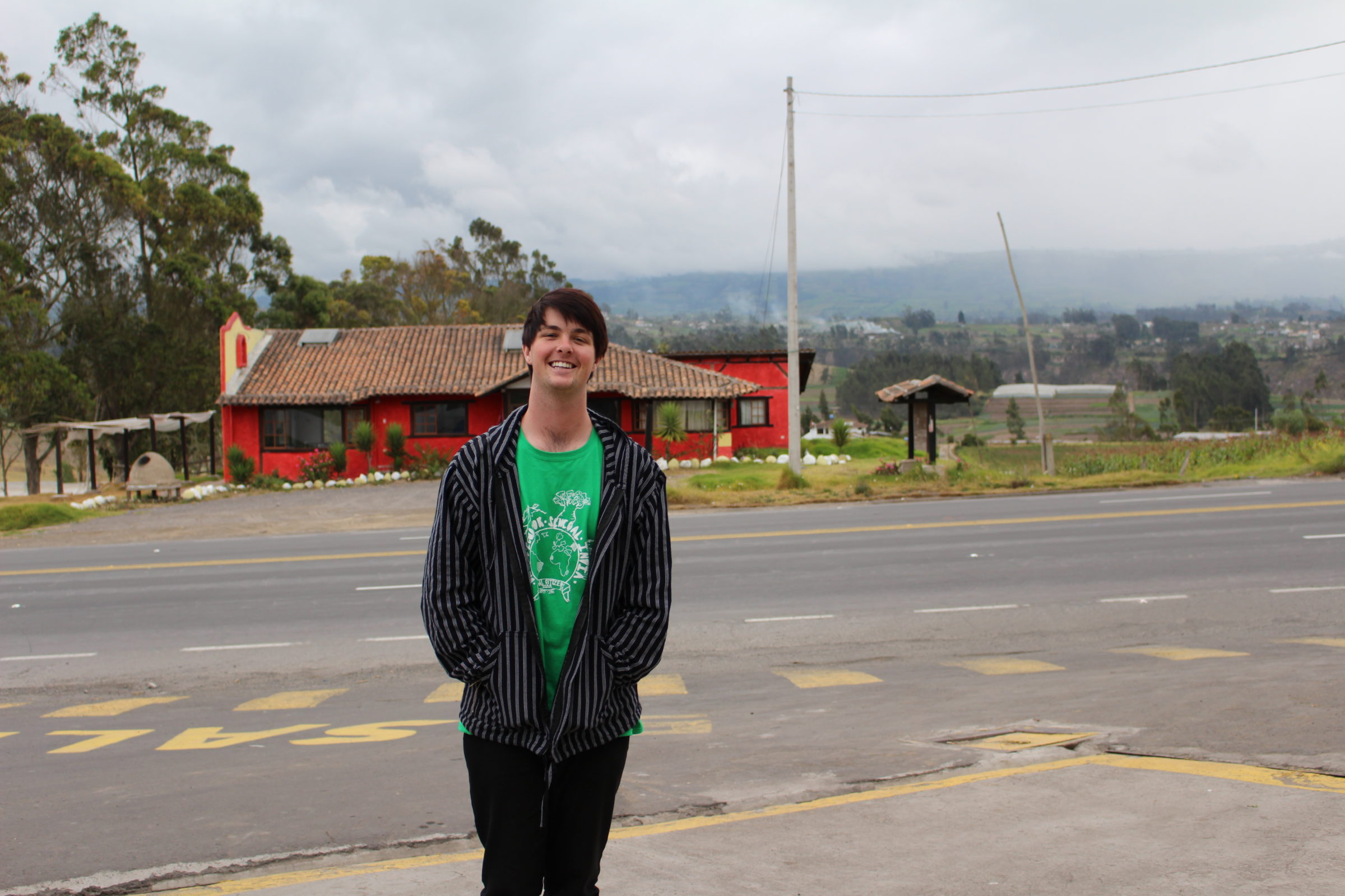 The Struggle with Sexuality: An Article from an Openly Gay Individual Living in Ecuador