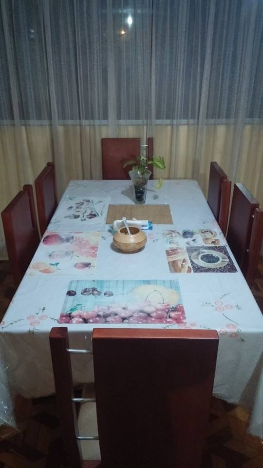 My place at the table
