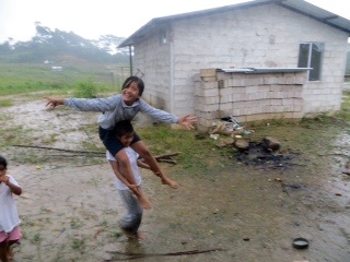 Dancing In The Rain-A Thank You to Summer Camp