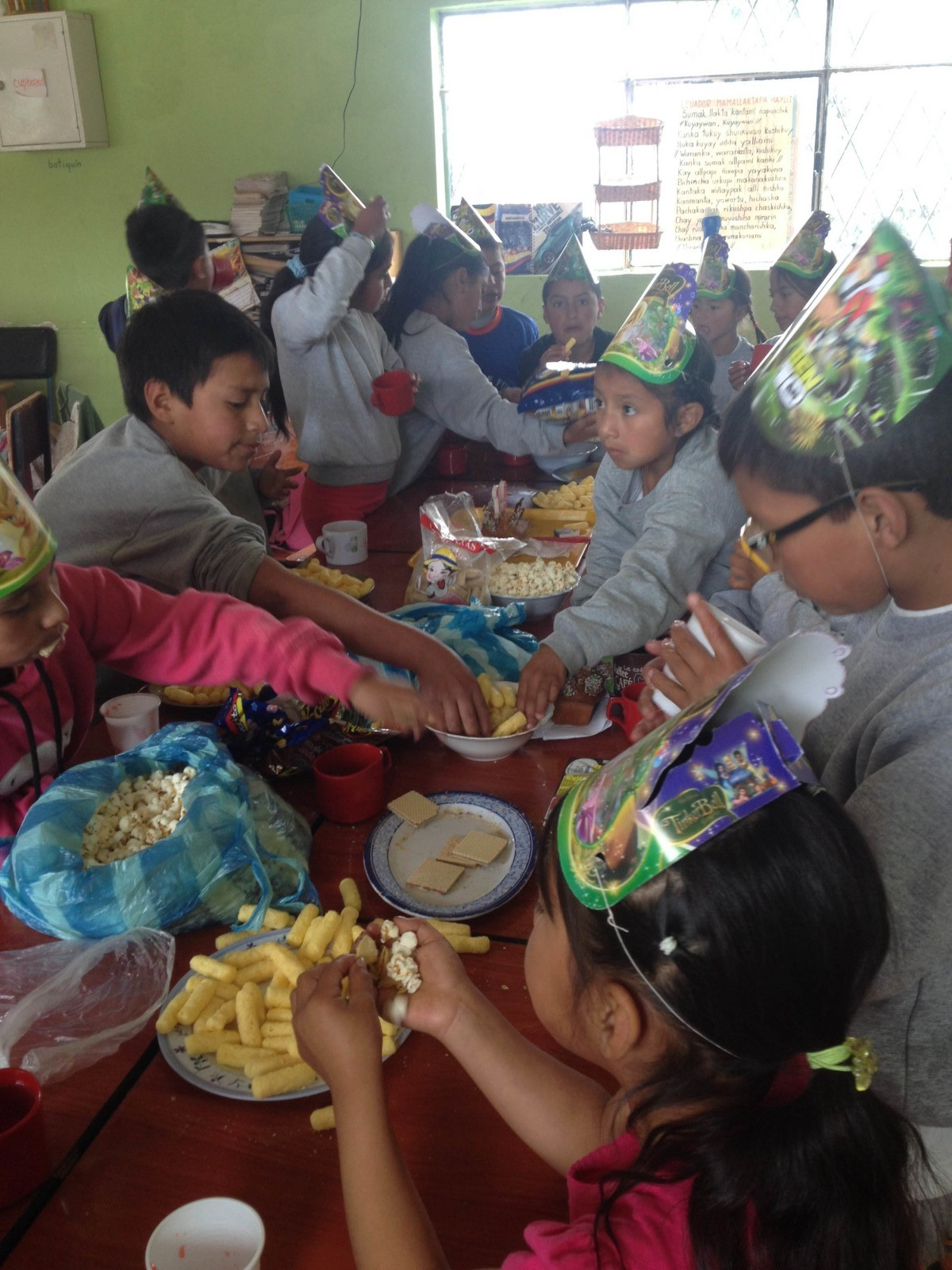 Better Late Than Never… A Word To My Chilca Kiddos/ The Big One-Nine