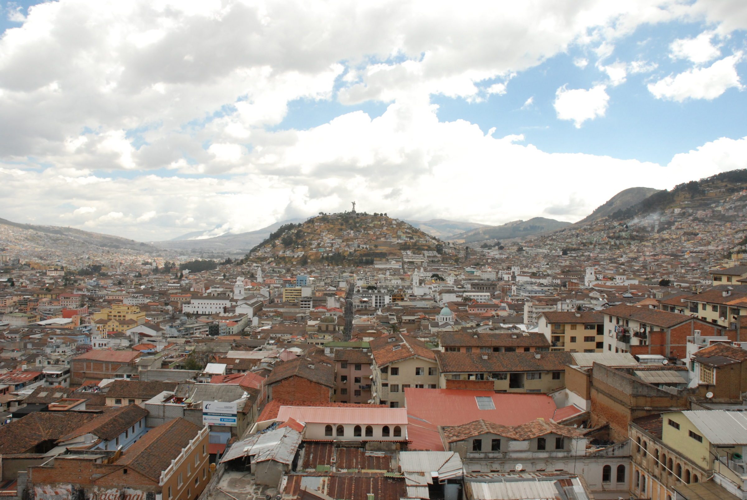 Recap of a week in Quito