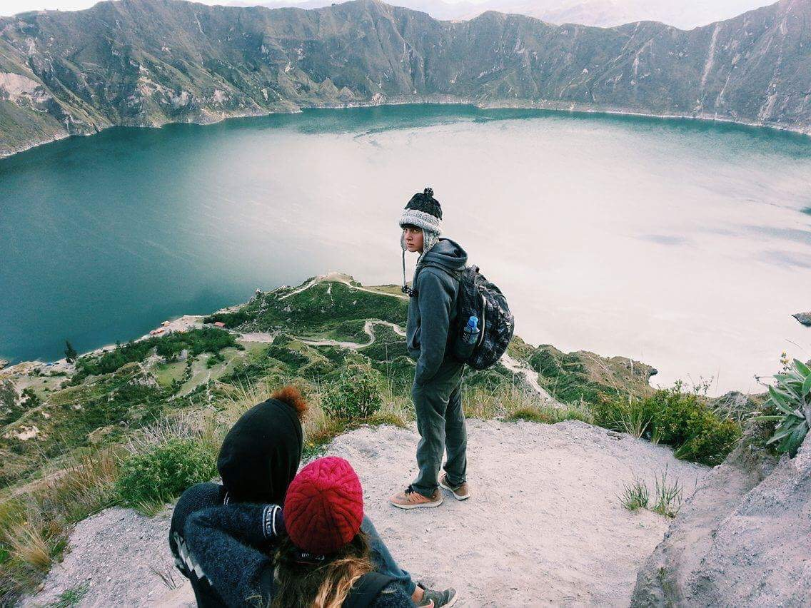 Quilotoa Loop Backpacking Photos