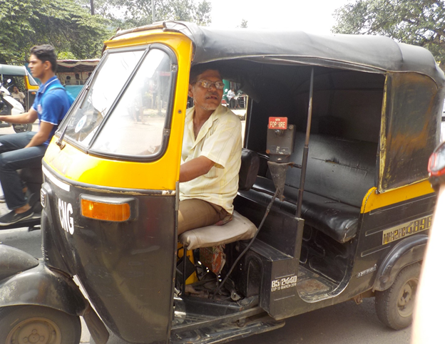 Dear India: Shout Out To The Auto Wala!