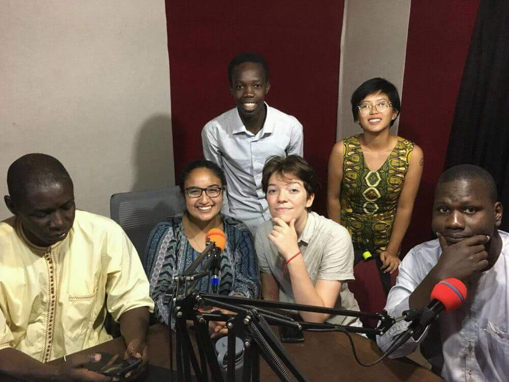 A radio program about Senegalese Education.