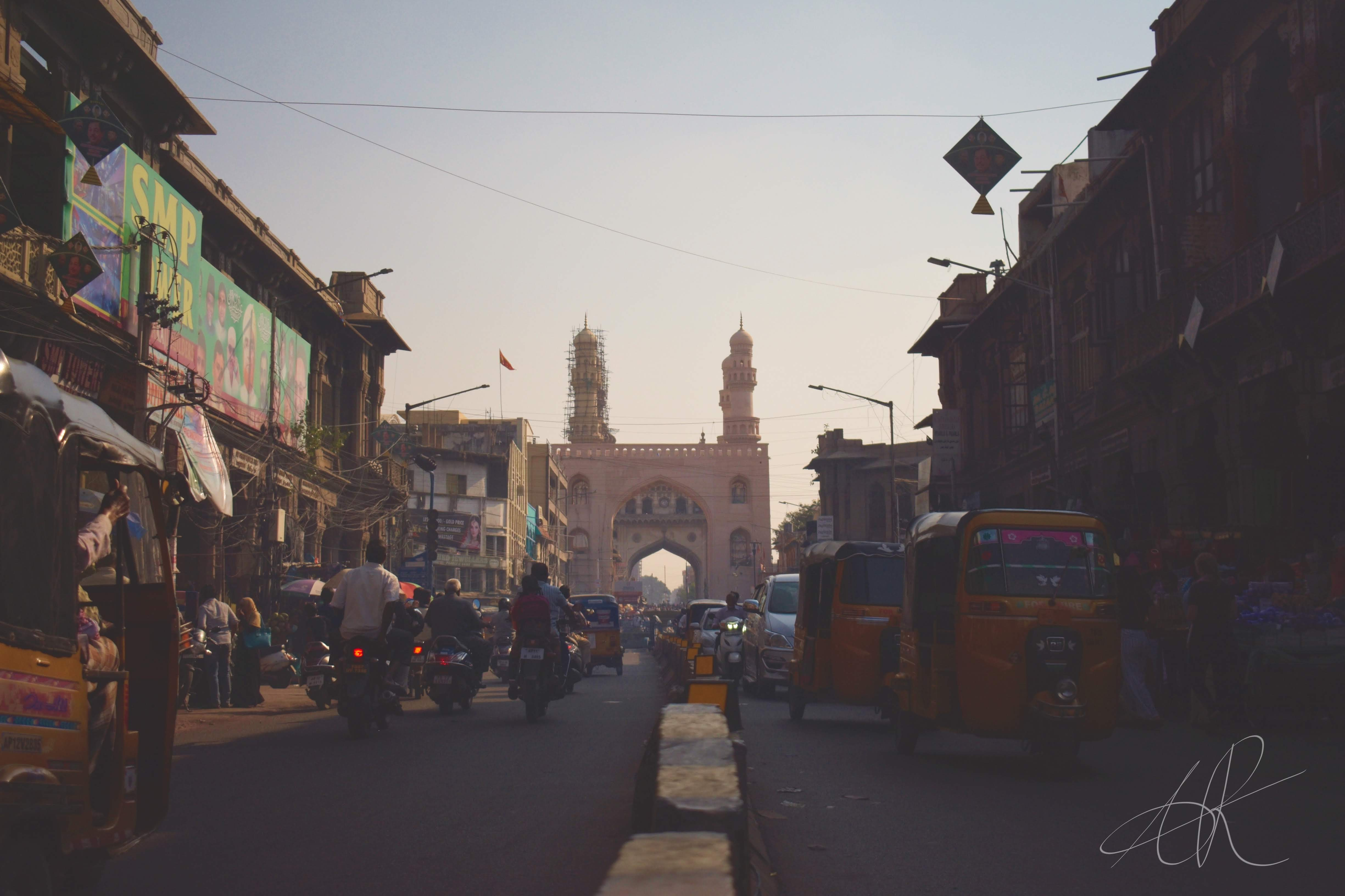 Pictures From Hyderabad