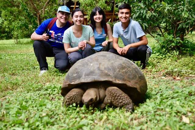 Journey to the Galápagos (My Family Came to Visit!)