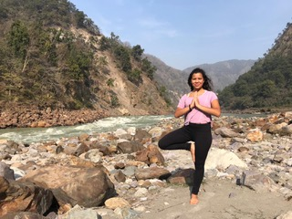 A Spiritual Journey in Rsihikesh