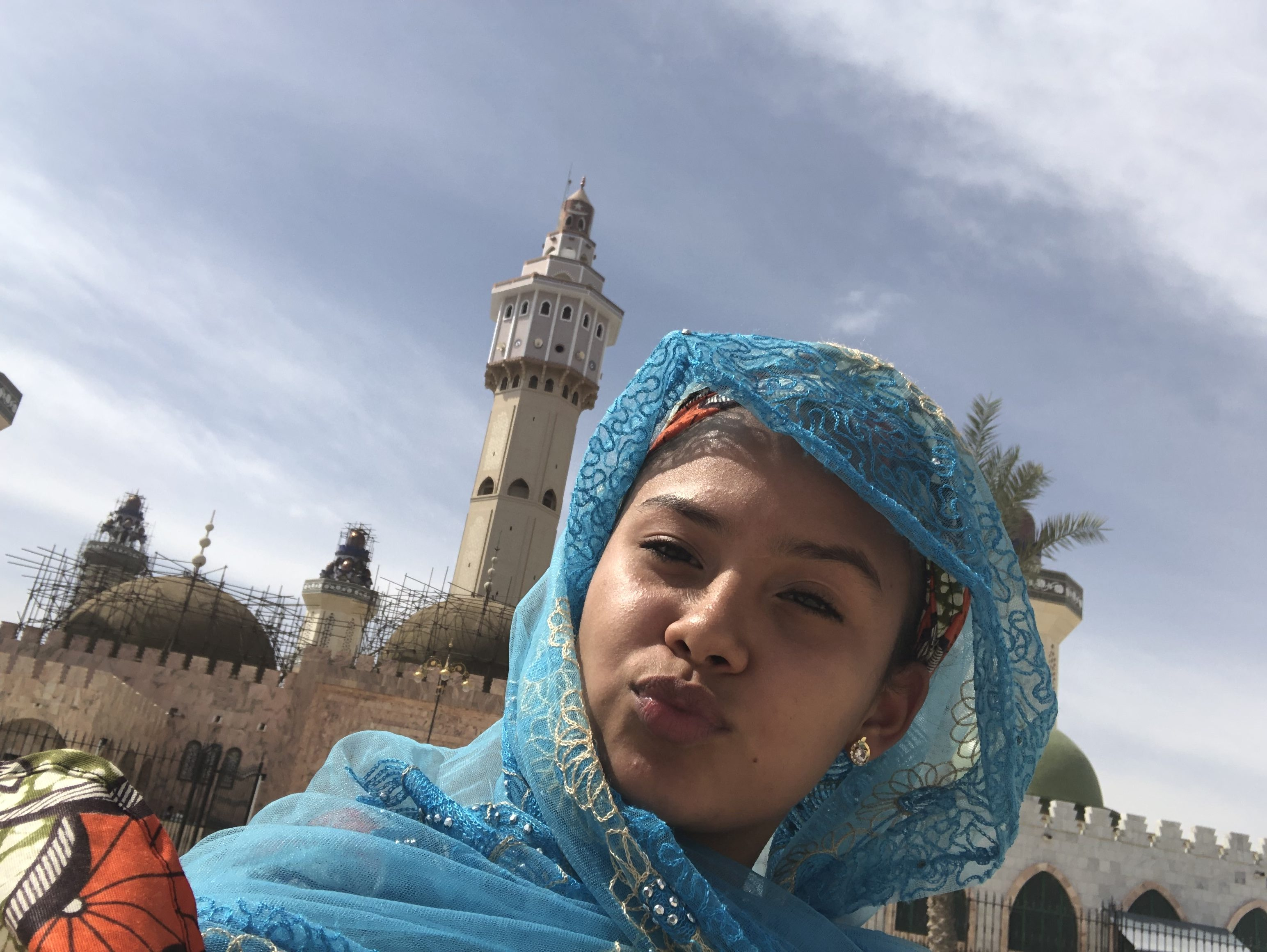 First Time In Touba