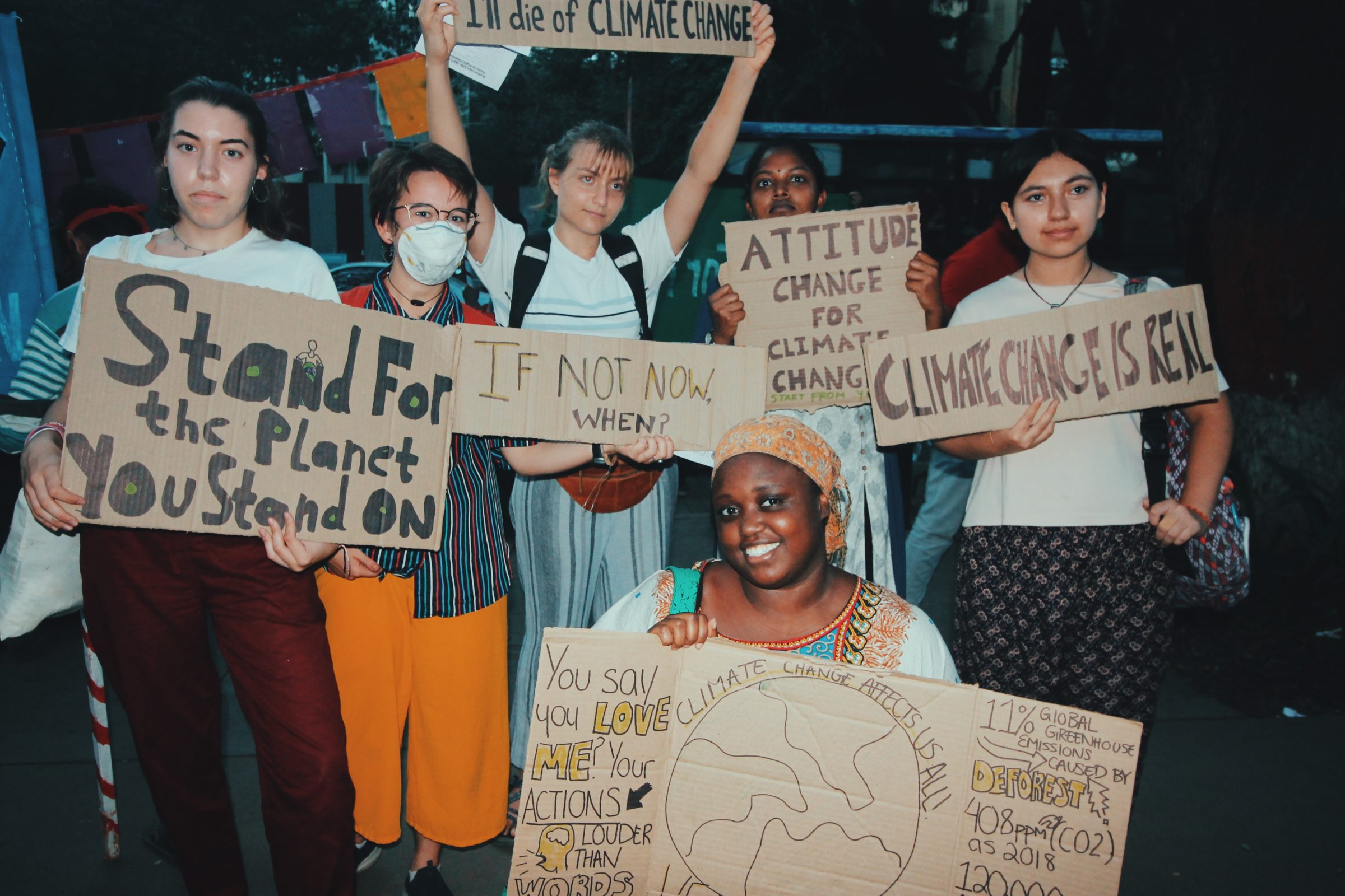 Piece On The Climate Strike in Pune, India